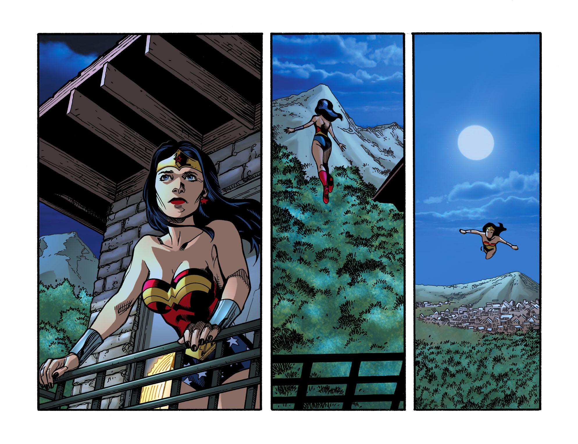 Read online Sensation Comics Featuring Wonder Woman comic -  Issue #38 - 13