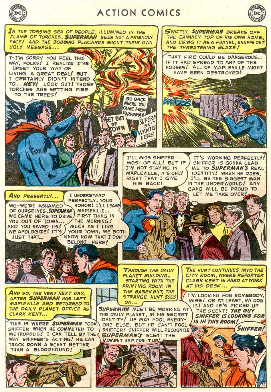Read online Action Comics (1938) comic -  Issue #179 - 13