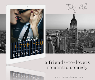 Book Review - I Think I Love You by Lauren Layne