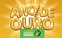 Promoção Ano de Ouro Cereais Matinais Nestlé promonestle.com.br/anodeouro