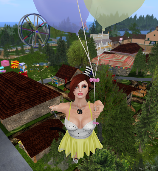 Balloons | Ramblings of an SL Feline