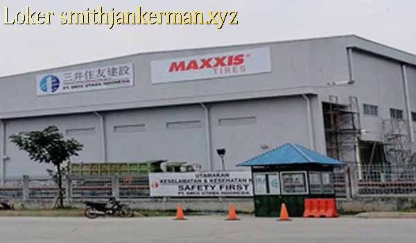Lowongan PT Maxxis International Indonesia 2019