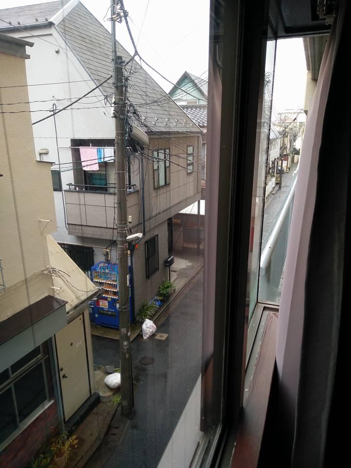 Good morning, Japan, Airbnb sponsored Rain edition.