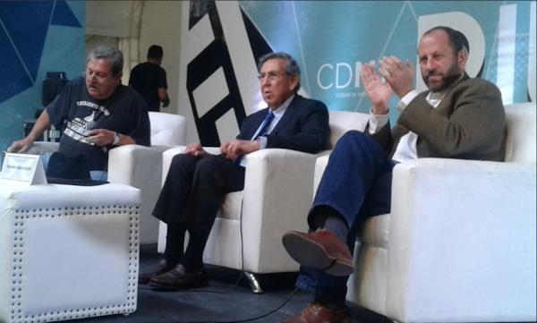 El PRD ya no es un partido de izquierda, MORENA si lo es: Cuauhtémoc Cárdenas