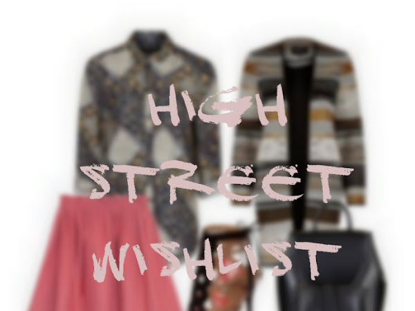 SS16 High Street Wishlist