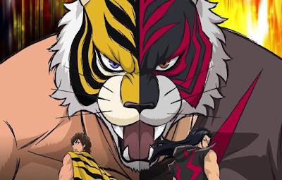 تحميل ومشاهدة الحلقة 1 من انمي Tiger Mask W مترجم عدة روابط