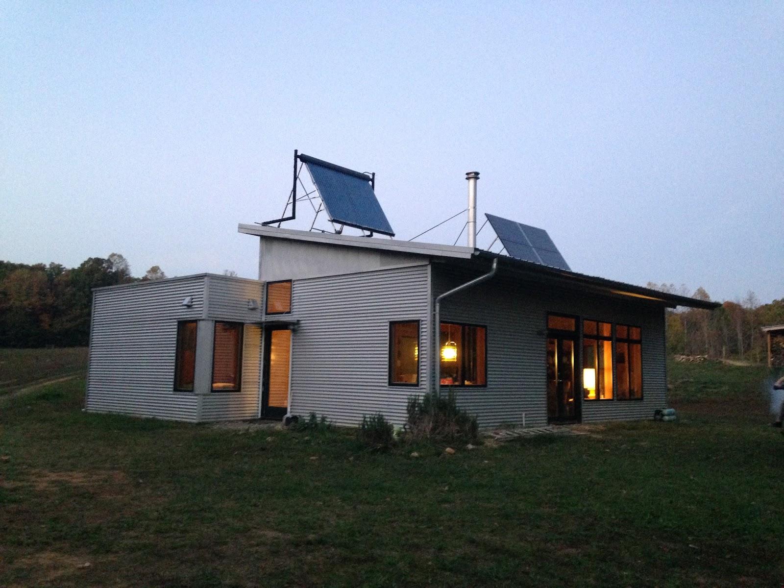 Passive Solar Prefab Thinks On Passive House Prefab