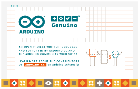 Arduino-er: ARDUINO 1 6 9 is available now