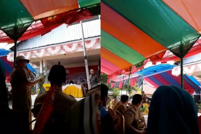 VIDEO: Musrembang Kecamatan Cenrana Diwarnai Perdebatan Sengit Anggota Dewan dan Dinas PU Bone