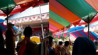 VIDEO: Musrenbang Kecamatan Cenrana Diwarnai Perdebatan Sengit Anggota Dewan dan Dinas PU Bone