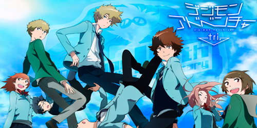 Novo trailer do anime Digimon Adventure Tri!