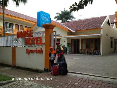 Pengalaman Menginap di Hotel Airy Rooms Dekat Stasiun Malang