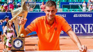 Klizan wins Kitzbuehel 2018 title