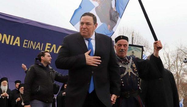 Έριξαν «Άκυρο» στον Στρατηγό Φράγκο οι διοργανωτές του συλλαλητηρίου της Αθήνας [Βίντεο]