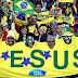 Cristãos evangelizam torcedores na copa do Mundo