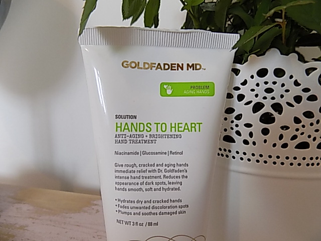 Goldfadden MD Hands To Heart Anti-Ageing Hand Treatment