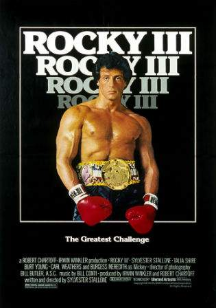 Rocky 3 (1982) BDRip 720p Dual Audio 800Mb Hindi English