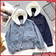 UTM033G316 Baju Gunner Muslim Jaket Dewasa Jeans UTM033G316 021 | Terbaru BMGShop