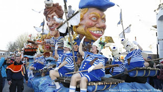 Carnival of Aalst removed by UNESCO