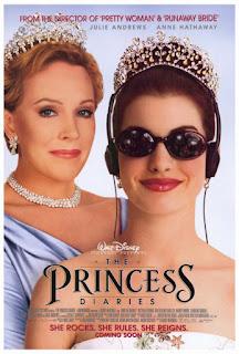 Watch The Princess Diaries (2001) movie free online