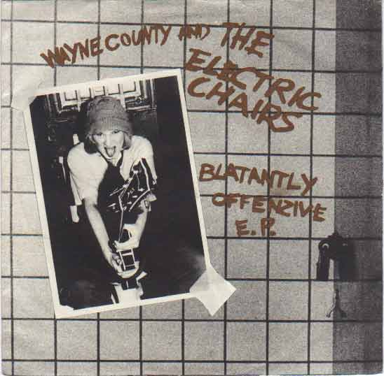 Wayne County & The Electric Chairs -