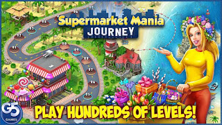 Supermarket Mania Journey MOD APK Unlimited Coins Diamonds - wasildragon.web.id