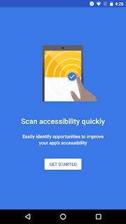 Escaner de Accesibilidad
