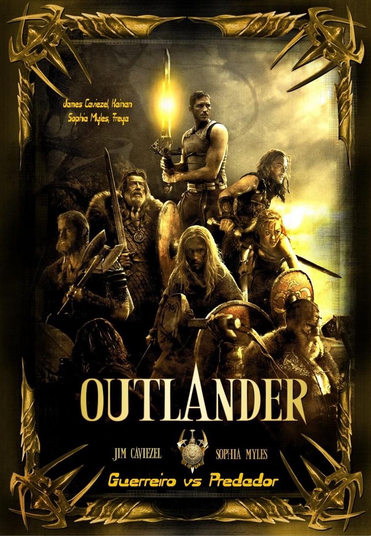 Outlander: Guerreiro vs Predador – Dublado (2008)