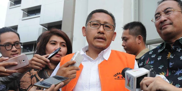 Dari Dalam Lapas, Anas Urbaningrum tulis surat sindir SBY: This is not my war