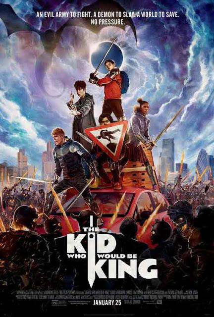 الإصدارات العالية الجودة HD في شهر أبريل 2019 April فيلم the kid who will be king