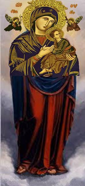 10. Maria olha diretamente para você, não para Jesus, nem para o céu, nem  para os anjos. 2da7f306d6
