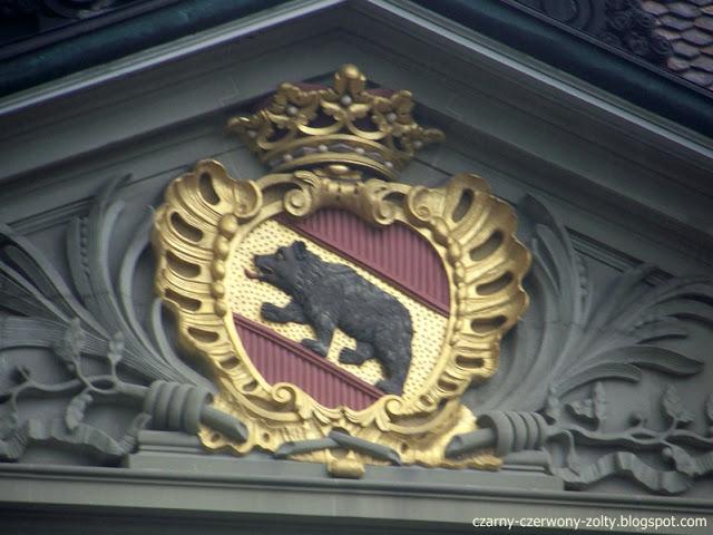 Berno- szwajcarska stolica. Dzień 1