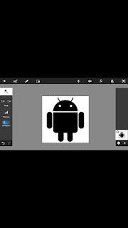cara membuat background gambar transparan