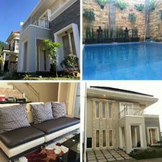 Villa Asik Kota Wisata Batu