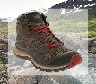 KEEN Waterproof Hiking Boots