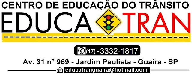 EDUCATRAN Guaíra SP