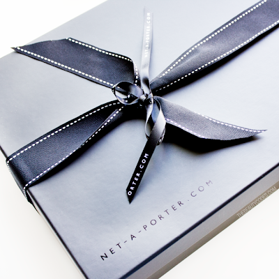 Net-a-porter black box packaging