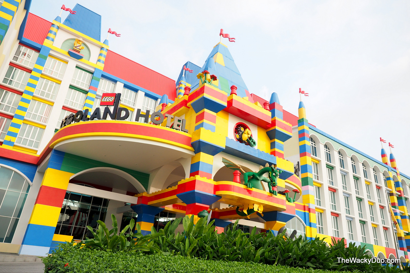 How To Make Bed Like Hotel The Complete Legoland Hotel Malaysia Guide The Wacky Duo