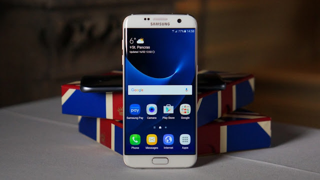¿Cuánto le cuesta a Samsung fabricar un Galaxy S7?