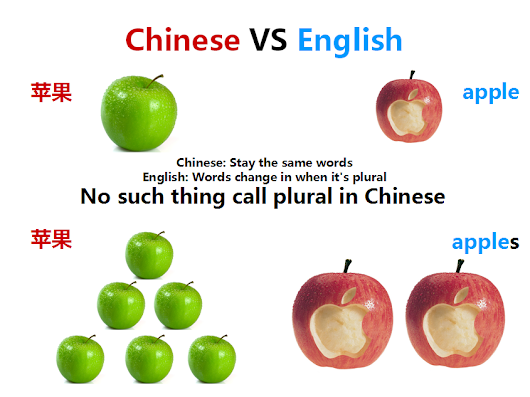 Basic Verbs that are Different in Chinese and English