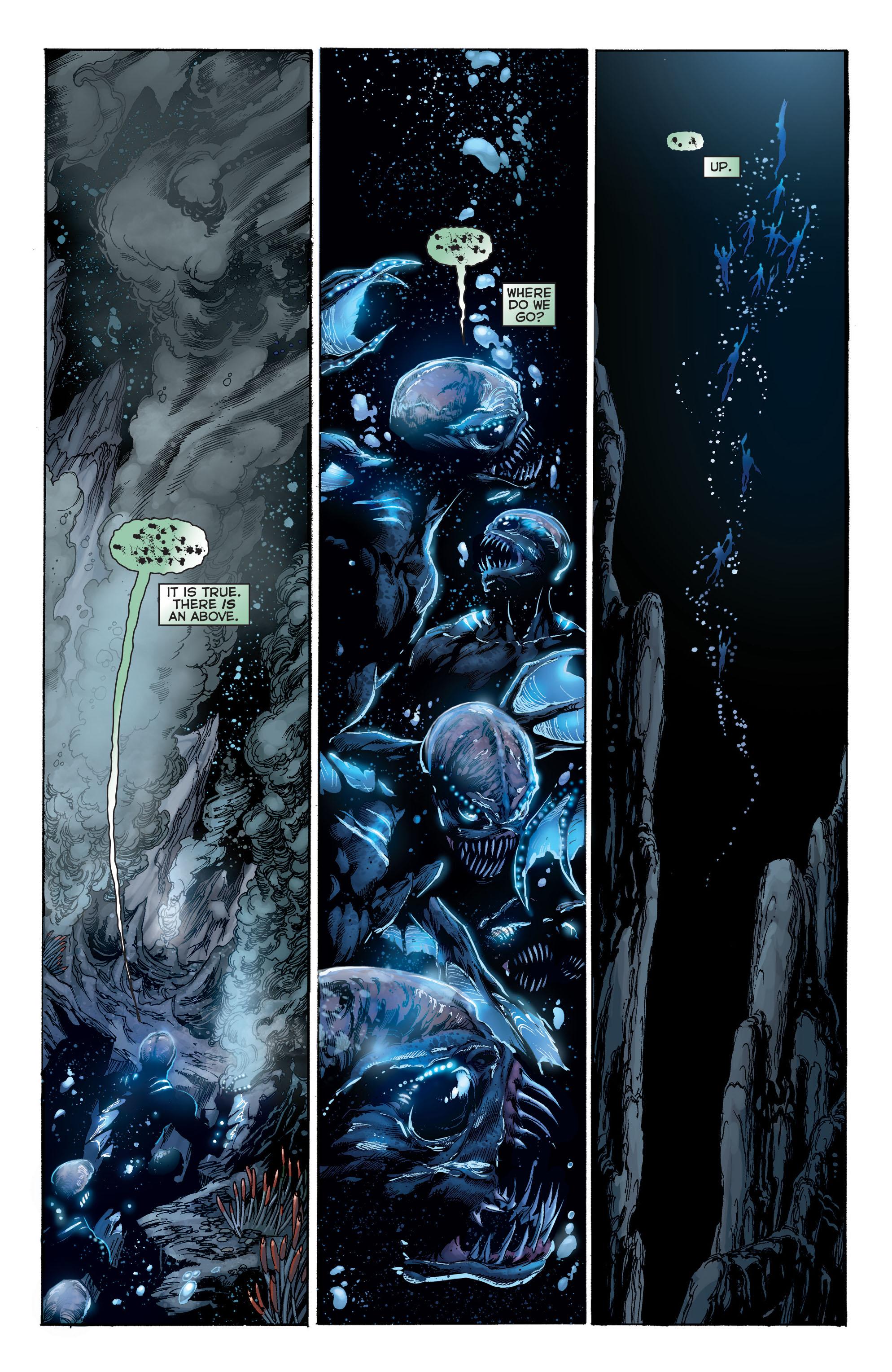 Read online Aquaman (2011) comic -  Issue #1 - 4