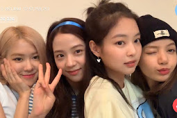 BLACKPINK 3 Years Anniversary on Vlive