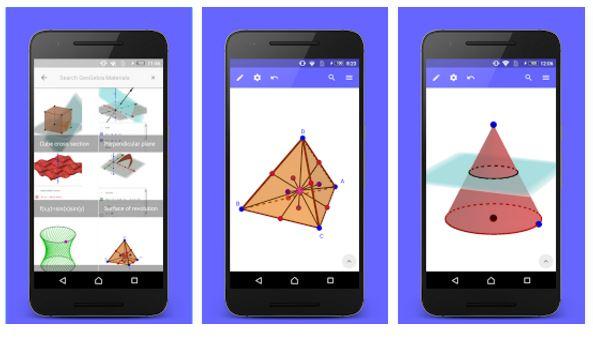 GeoGebra 3D Grapher: Aplikasi GeoGebra 3 Dimensi Untuk