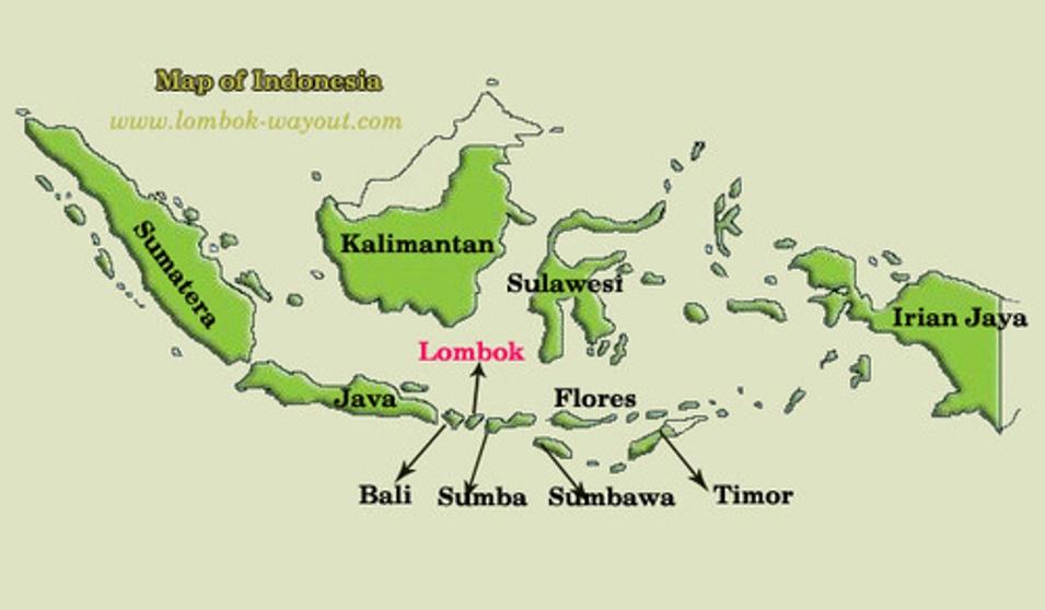 小太陽: 印尼 龍目島Lombok (1) – 尋味 新加坡(Singapore)