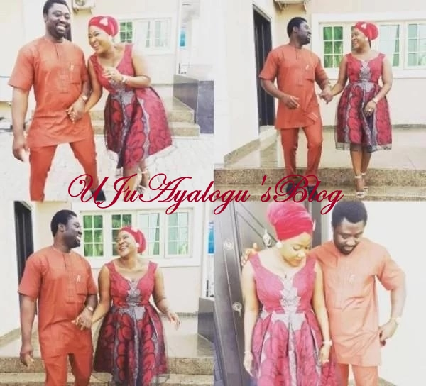 'My wife and I lived together for two years before we got married' - Mercy Johnson's husband reveals (photos)