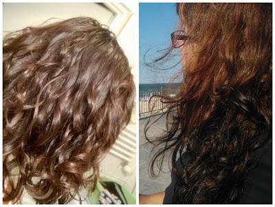 zmiana wyglądu włosów