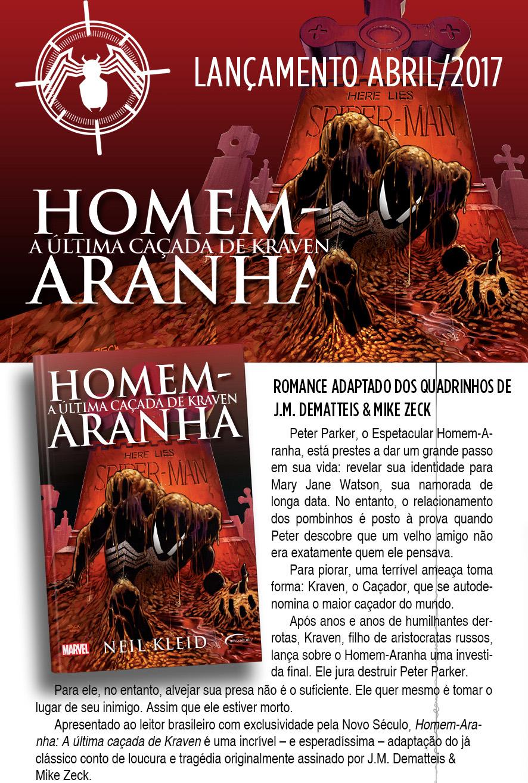 http://www.gruponovoseculo.com.br/homem-aranha-a-ultima-cacada-de-kraven.html