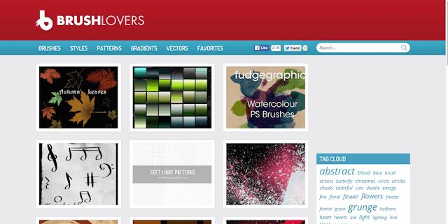 موقع BrushLovers