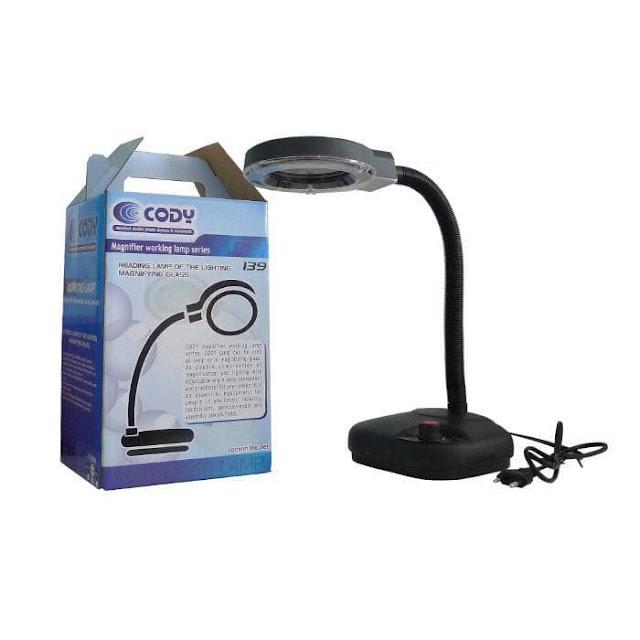 JUAL LAMPU SERVICE CODY 139L
