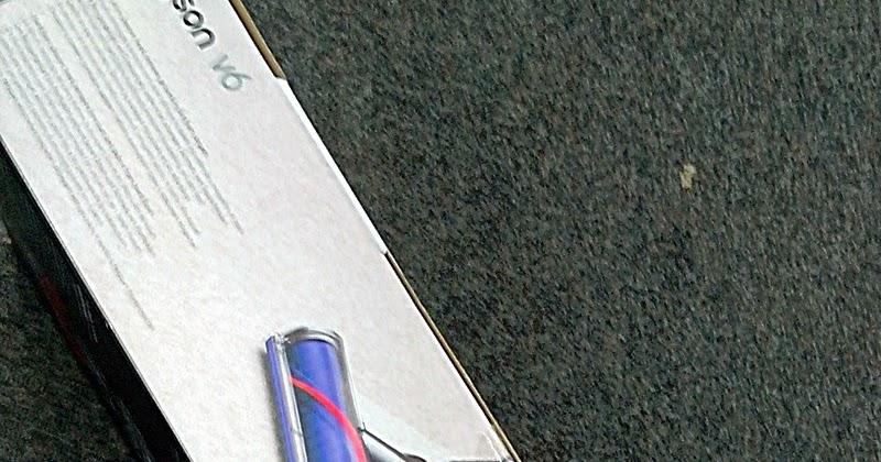 Staubsauger Blog: Dyson V6 absolute: neuster kabelloser ...
